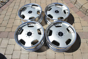 Work Euroline 18x8+30 --- 4x114.3 5x114.3 240sx 180sx accord