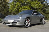 2005 Porsche 911 Carrera S Coupe (2 door)