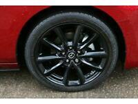 2021 Mazda Mazda3 2.0 Skyactiv X MHEV GT Sport Tech 5dr Auto AWD Hatchback Petro