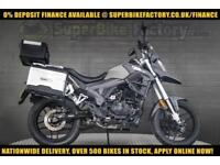 2017 67 SINNIS TERRAIN 125CC 0% DEPOSIT FINANCE AVAILABLE