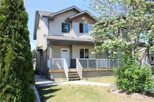 MODERN NEWER PROPERTY IN A MATURE AREA!
