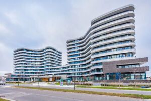 FLAIRE CONDO with PARKING SPOT and Locker at Shops at Don Mills