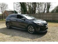 2021 Kia Ceed 1.5T GDi ISG GT-Line 5dr DCT Automatic HATCHBACK Petrol Automatic