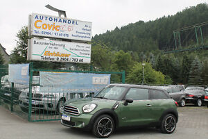 MINI Cooper SD Paceman ALL4 Navi Leder Bi-Xenon