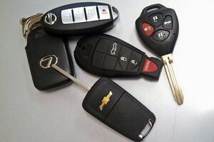 Car Keys, FOBS, Auto Remotes WE COME TO YOU!