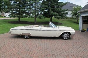 1962FORD GALAXIE XL500 CONVERTIBLE