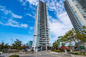 2 BEDROOM HIGH RISE CONDO STEPS AWAY FROM KING GEORGE STATION