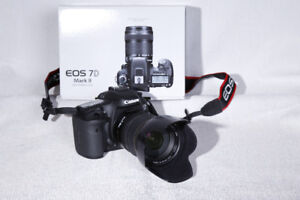 Canon 7D MKll with Canon EF-S 17-55 mm f2.8 Lens