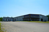Warehouse and Office Spaces FOR LEASE