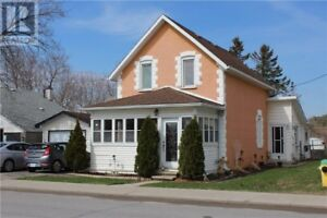HOUSE FOR SALE - FENELON FALLS, ONTARIO