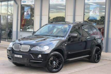 From $131p/w ON FINANCE* 2007 BMW X5 Wagon Blacktown Blacktown Area Preview