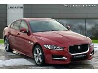2016 Jaguar XE R-SPORT Auto Saloon Diesel Automatic