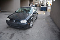 2005 Volkswagen Golf Hatchback TDI !!!!