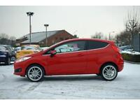 2013 FORD FIESTA Ford Fiesta 1.0 Zetec 3dr [17in Alloys + Privacy Glass]