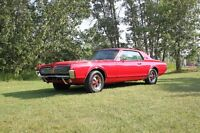 Rare 1967 Cougar XR7, A-code 4-speed