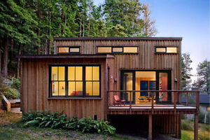 850 sq foot home for rent on one acre property in Shawnigan Lake