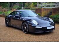 Porsche 911 Carrera 4 Gts Pdk Coupe 3.8 Semi Auto Petrol