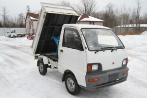 1994 MITSUBISHI MINICAB MINI DUMP TRUCK RIGHT HAND DRIVE