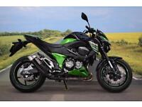 Kawasaki Z800 **New Tyres, Adjustable Levers, IXIL Exhaust**
