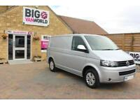 2014 VOLKSWAGEN TRANSPORTER T28 TDI 140 HIGHLINE 4MOTION SWB LOW ROOF VAN SWB DI