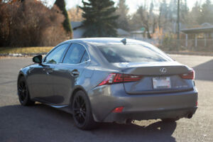 2014 Lexus IS 350 AWD F-SPORT Executive Package