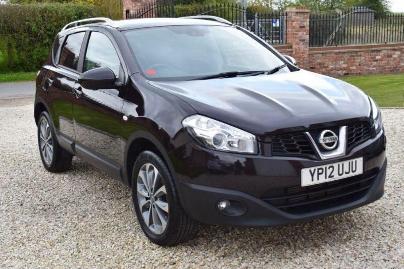 nissan qashqai 1 5 dci tekna 5dr black manual diesel 2012 in doncaster south yorkshire. Black Bedroom Furniture Sets. Home Design Ideas