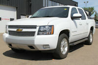 2011 CHEVROLET AVALANCHE 1500 Z71 LEATHER, TONNEAU COVER,SUNROOF