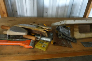 Drywalling Tools