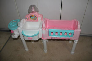 Doll Bed/High Chair London Ontario image 2