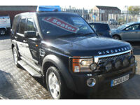 Land Rover Discovery 3 2.7TD V6 auto 2006MY S, 7 SEATER AUTOMATIC