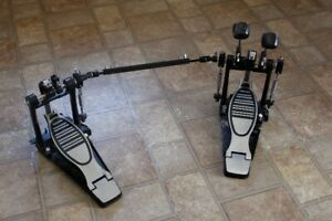 Westbury Double Kick Pedal with Case
