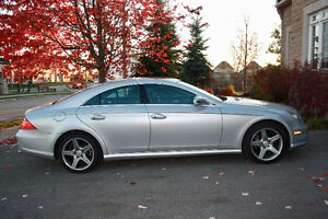 2009 Mercedes-Benz CLS-Class 550 Sedan AMG Package