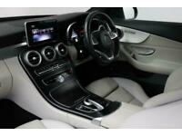 2016 Mercedes-Benz C Class C200 AMG Line 2dr Auto Coupe Petrol Automatic
