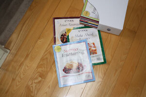Magazines-Cooking Light and Cooks Illustrated