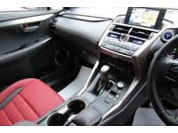 2015 Lexus NX 300h 2.5 F Sport E-CVT 4WD 5dr (P Navi)
