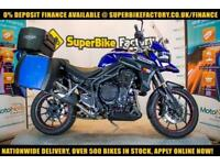 2012 12 TRIUMPH TIGER EXPLORER 1215 1215CC 0% DEPOSIT FINANCE AVAILABLE