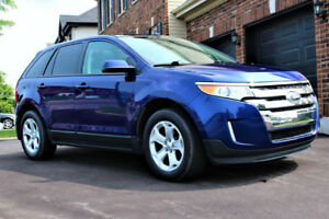 FORD EDGE SEL ECOBOOST FWD 2013 – CUIR, TOIT PANORAMIQUE