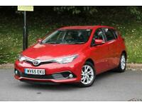 2015 Toyota Auris 1.2T Business Edition 5dr Petrol red Manual