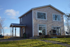 Riverfront, Sunsets, Dock, beautiful home, River John Pictou Co.
