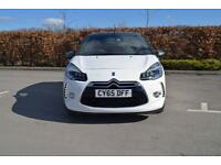 2015 DS DS 3 DS 3 Cabrio 1.6 THP DSport 2dr