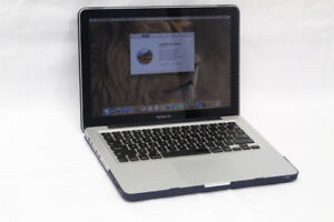 "Early 2011 Macbook Pro 13"" + 8 GB + 120 SSD + Core i5"