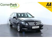 2011 MERCEDES C-CLASS C220 CDI BLUEEFFICIENCY SPORT ED125 ESTATE DIESEL