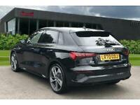2020 Audi A3 Sportback Edition 1 35 TFSI 150 PS 6-speed Hatchback Petrol Manual