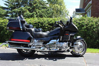 Honda Goldwing SE 1998, Noir