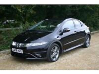 1.4 2009 HONDA CIVIC done just 50538 Miles with NEW MOT and SERVICE HISTORY