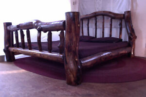 Hand crafted log Furniture for sale. Yellowknife Northwest Territories image 4