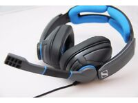 Senheisser GSP 300 Gaming Headset (PC and PS4 plug and play)