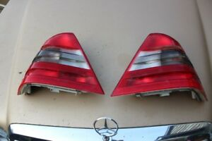Mercedes W202 C Class Tail lights
