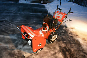 Wanted: Broken Snowblowers