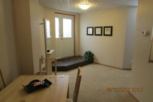 Fully Furnished Basement Suite with Separate Entrance